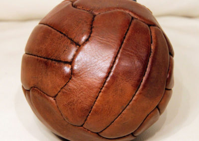 hoto carrée du mini ballon de foot
