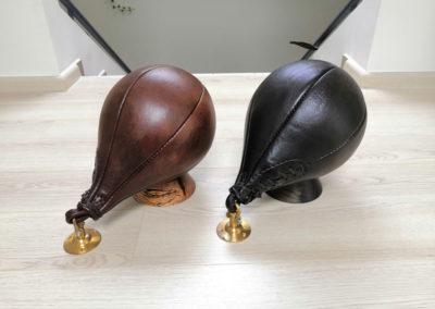 2 poires de vitesse de couleur différente
