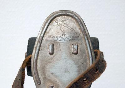 Logo du patineur à roulette