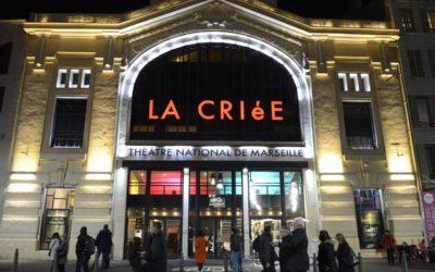 La Criée, Marseille