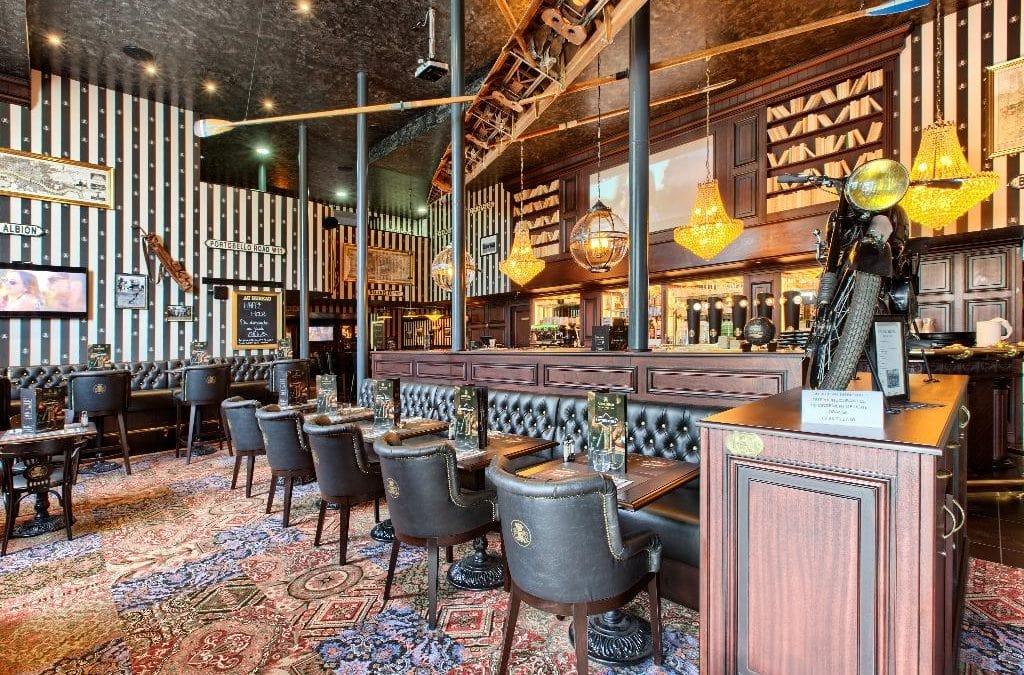 Restaurants Au Bureau