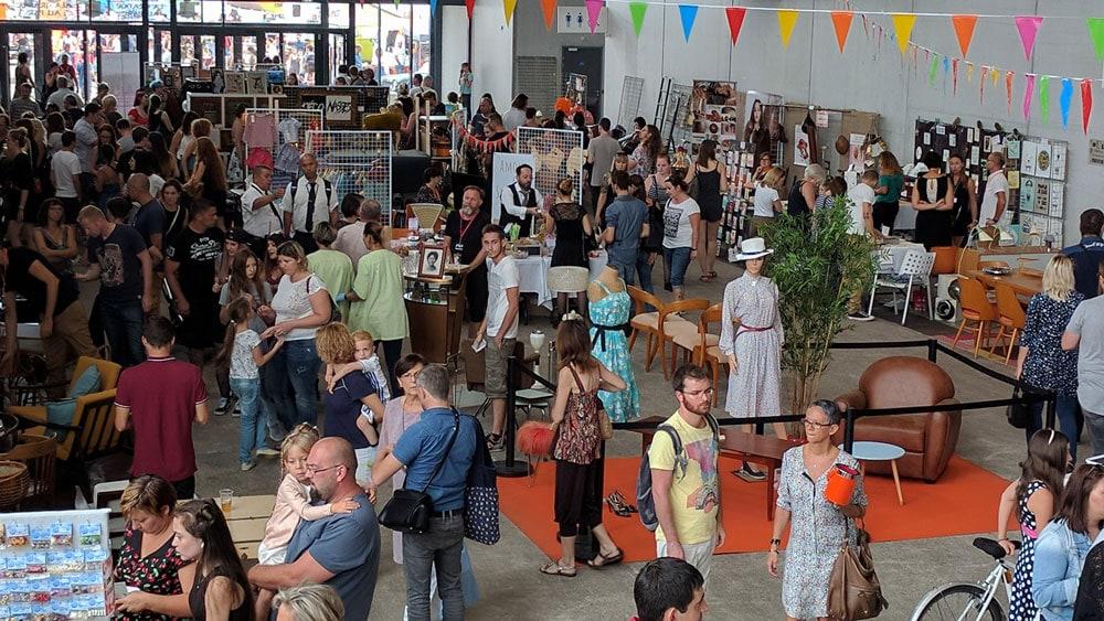 Salon du vintage à Metz