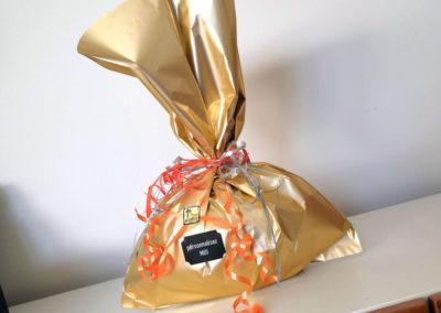 Super emballage cadeau